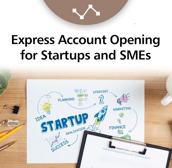 Express Account Opening for Startups and SMEs